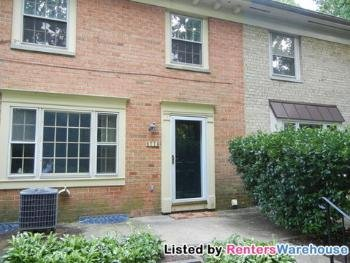 main picture of townhouse for rent in laurel md